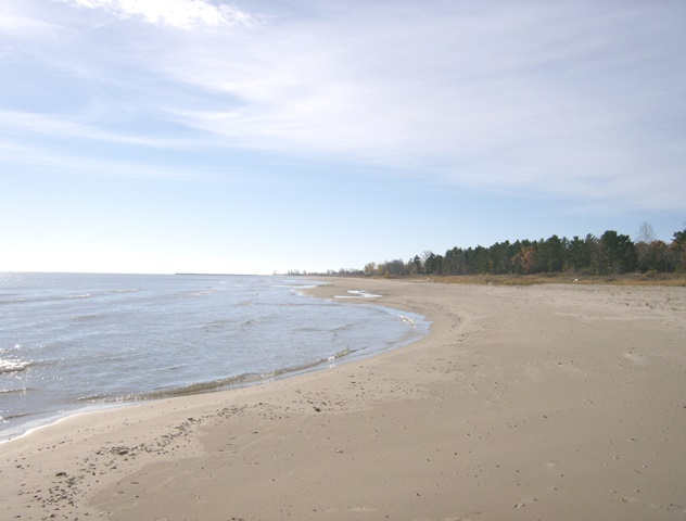 Vacant Lot on Lake Huron