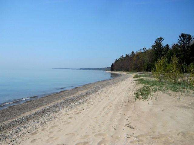 Vacant Lake Huron – Build Your Dream Home