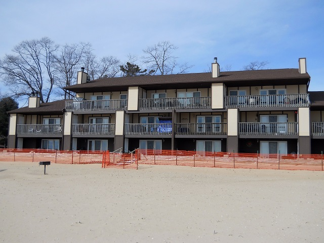 LAKE HURON CONDO